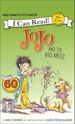 Jojo and the Big Mess (My First I Can Read)