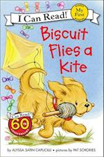Biscuit Flies a Kite (My First I Can Read)