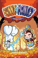 Bunny vs. Monkey, Book 2 (Bunny vs Monkey, nr. 2)