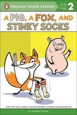 A Pig, a Fox, and Stinky Socks (Penguin Young Readers, Level 2)