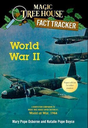 Bog, ukendt format World War II af Mary Pope Osborne, Natalie Pope Boyce