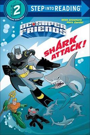 Bog, ukendt format Shark Attack! af Billy Wrecks