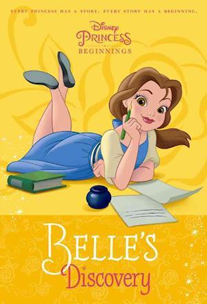 Bog, ukendt format Belle's Discovery af RH Disney