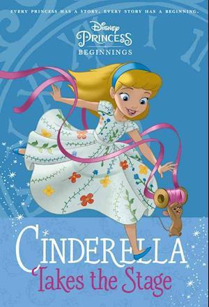 Bog, ukendt format Cinderella Takes the Stage af RH Disney