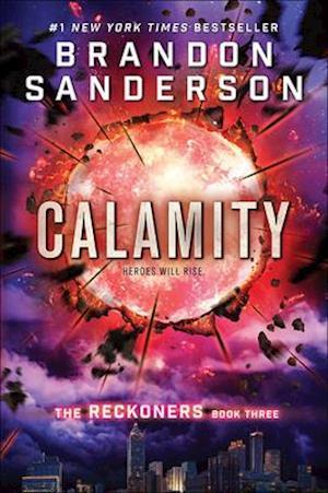 Bog, ukendt format Calamity af Brandon Sanderson