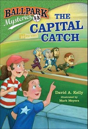 Bog, ukendt format The Capital Catch af David A. Kelly