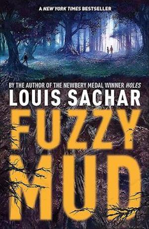 Bog, ukendt format Fuzzy Mud af Louis Sachar