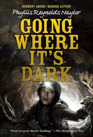 Bog, ukendt format Going Where It's Dark af Phyllis Reynolds Naylor
