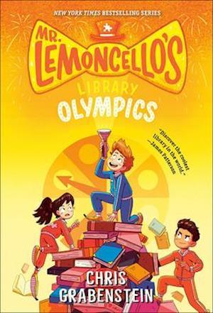 Bog, ukendt format Mr. Lemoncello's Library Olympics af Chris Grabenstein