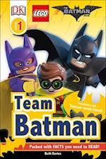 The Lego Batman Movie (DK Readers. Level 1)