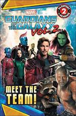 Marvel's Guardians of the Galaxy Vol. 2 (Passport to Reading, Level 2)