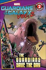 Marvel's Guardians of the Galaxy Reader (Passport to Reading, Level 2)