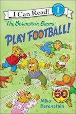 The Berenstain Bears Play Football! (I Can Read. Level 1)