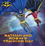 Batman and Robin's Training Day (The Batman)