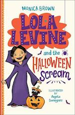 Lola Levine and the Halloween Scream (Lola Levine, nr. 6)