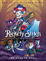 Rickety Stitch and the Gelatinous Goo 1 af James Parks, Ben Costa
