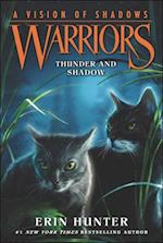 Thunder and Shadow (Warriors A Vision of Shadows, nr. 2)