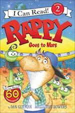 Rappy Goes to Mars (I Can Read. Level 2)