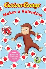 Curious George Makes a Valentine (Curious George)
