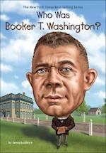 Who Was Booker T. Washington? (Who Was Quality Paper)