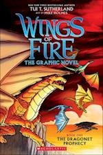 Wings of Fire (Wings of Fire Graphic Novel, nr. 1)