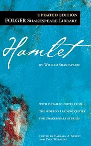 Bog, ukendt format Hamlet af William Shakespeare
