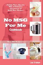No Msg for Me Cookbook af Lisa Kramer