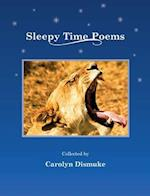 Sleepy Time Poems