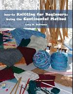 How-To Knitting for Beginners
