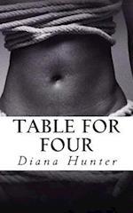 Table for Four af Diana Hunter