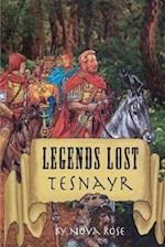 Legends Lost af Nova Rose
