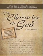 The Character of God Study Manual