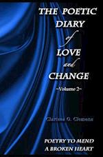 The Poetic Diary of Love and Change - Volume 2