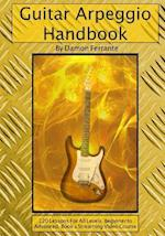 Guitar Arpeggio Handbook, 2nd Edition