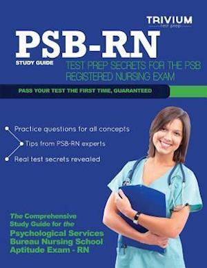 Bog, paperback Psb RN Study Guide af Trivium Test Prep