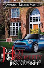 Hot Property af Jenna Bennett