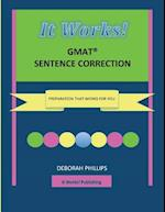 It Works! GMAT Sentence Correction
