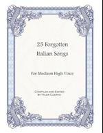 25 Forgotten Italian Songs
