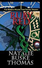 Ruby Red af Natalie Buske Thomas