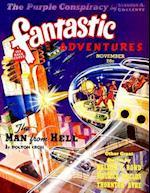 Fantastic Adventures af Stanton A. Coblentz, Polton Cross, Nelson S. Bond