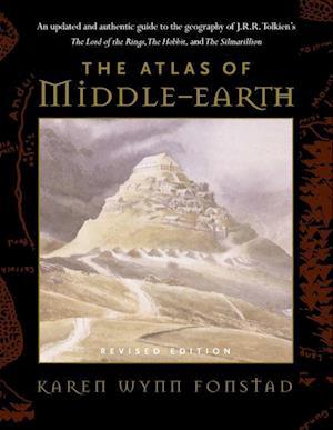 Bog, paperback Atlas of Middle-Earth af Karen Wynn Fonstad