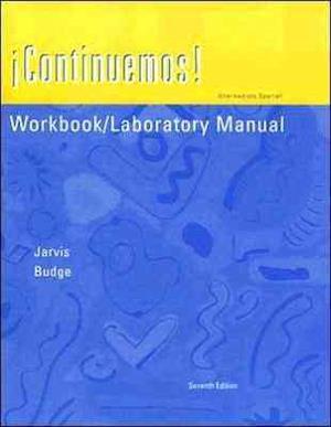 Continuemos Wkbk/Lab Manual 7e