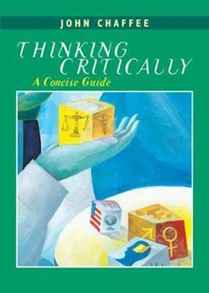 Bog, paperback Thinking Critically af John Chaffee