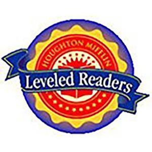 Houghton Mifflin Reading Leveled Readers