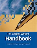 The College Writer's Handbook af Randall Vandermey, Patrick Sebranek, Verne Meyer