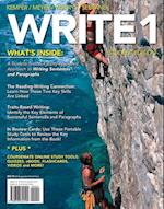 WRITE1 (with Basic Writing CourseMate Printed Access Card)