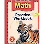 Houghton Mifflin Math Practice Workbook Grade 2