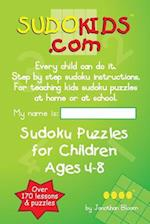 Sudokids.com Sudoku Puzzles for Children Ages 4-8
