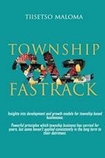 Township Biz Fastrack af Tiisetso Maloma