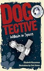 Dogtective William in Space af Elizabeth Wasserman